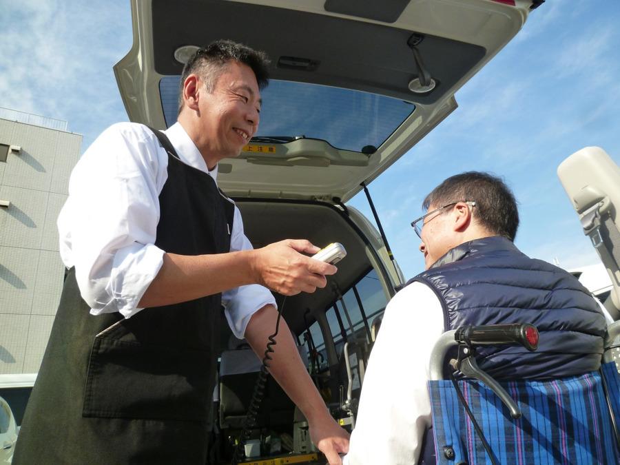 杉並交通株式会社 福祉輸送部(介護タクシー/ドライバーの求人)の写真: