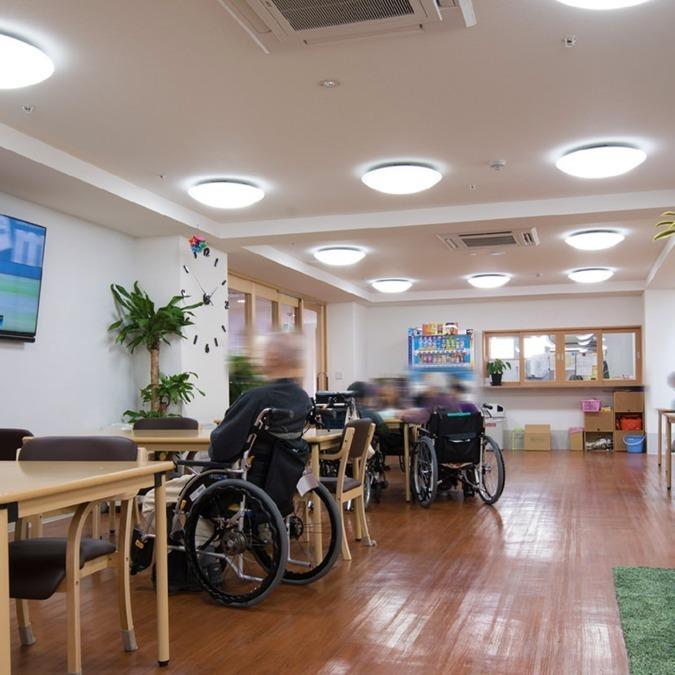 住宅型有料老人ホーム シニアホームウィステリアの画像