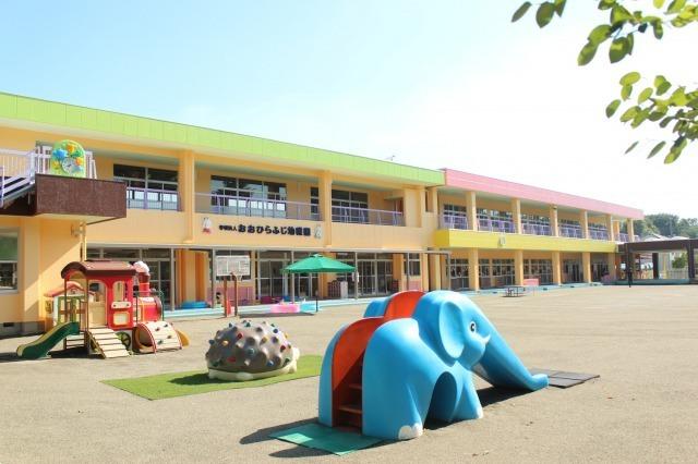 認定こども園 おおひらふじ幼稚園の画像