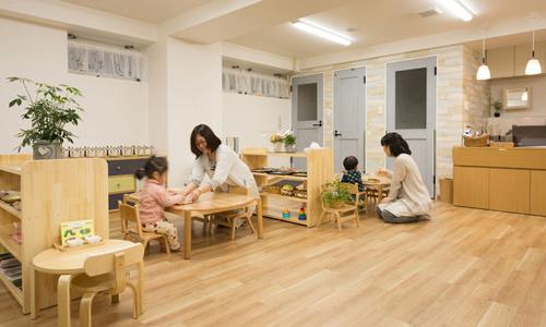 札幌モンテッソーリこどもの家の画像