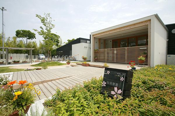 桜保育園の画像