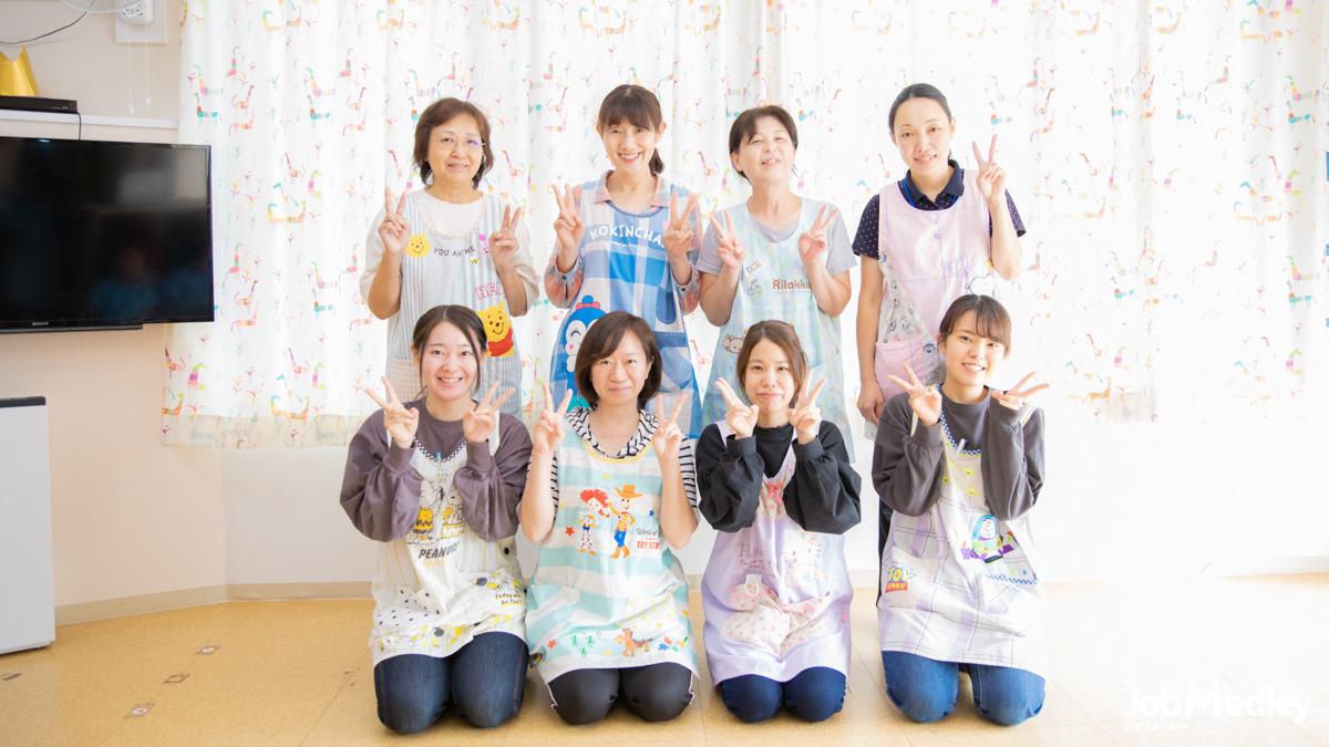 星の子保育園の調理師/調理スタッフ求人