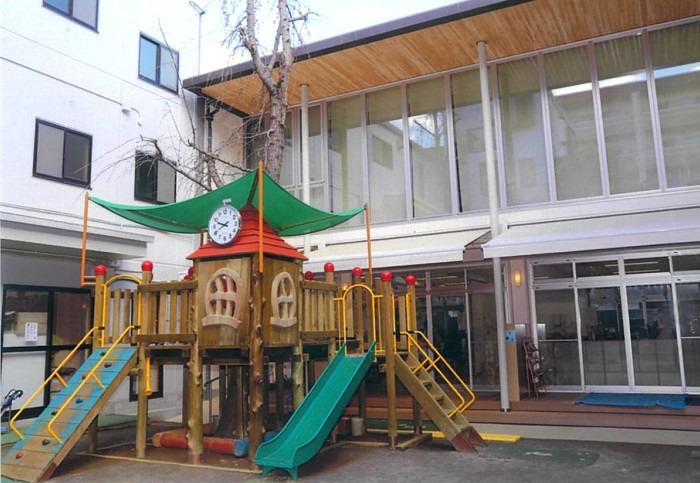 長楽保育園の画像