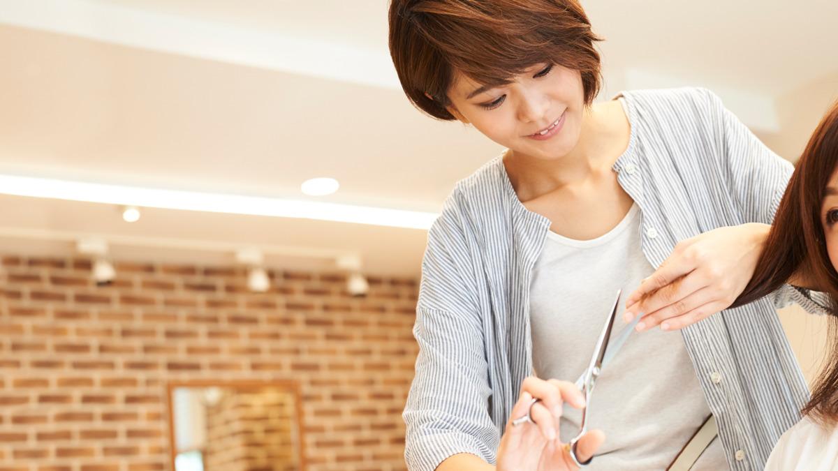 Hair & Make Aarc 甲東園店の画像