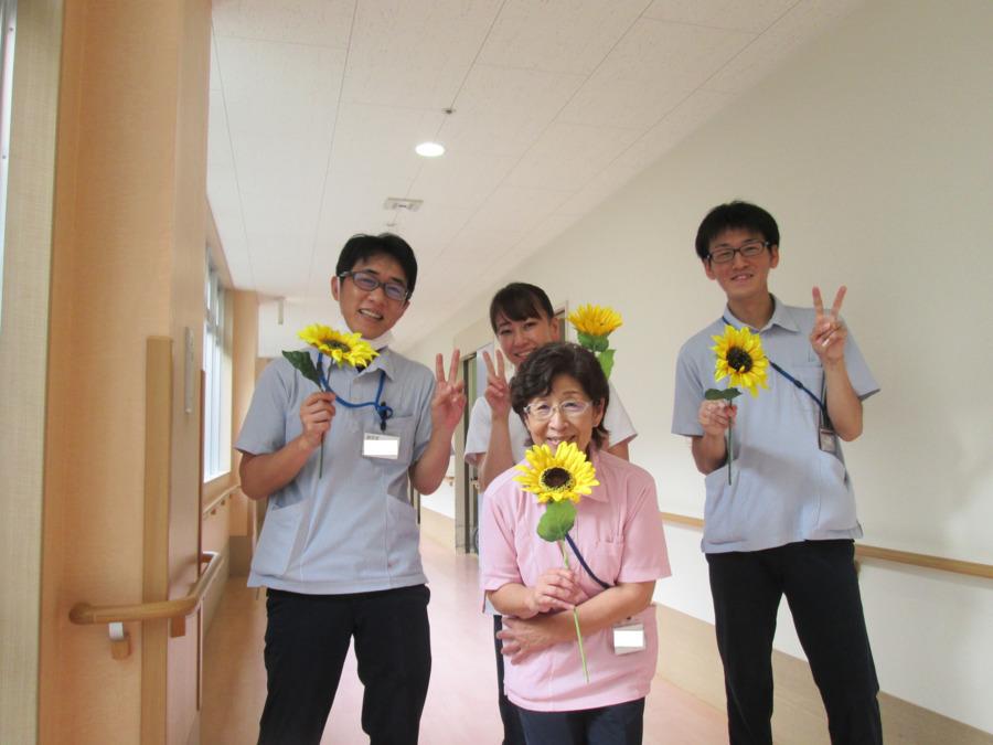 介護老人保健施設 葵の園・ヨコハマ瀬谷(介護タクシー/ドライバーの求人)の写真: