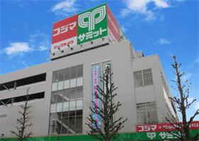 コジマ×ビックカメラ 善福寺店の画像