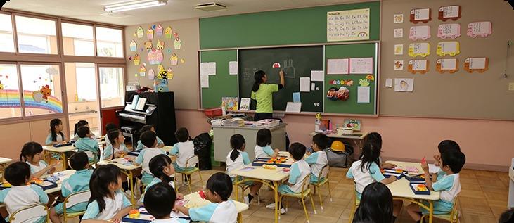 古和釜幼稚園の画像