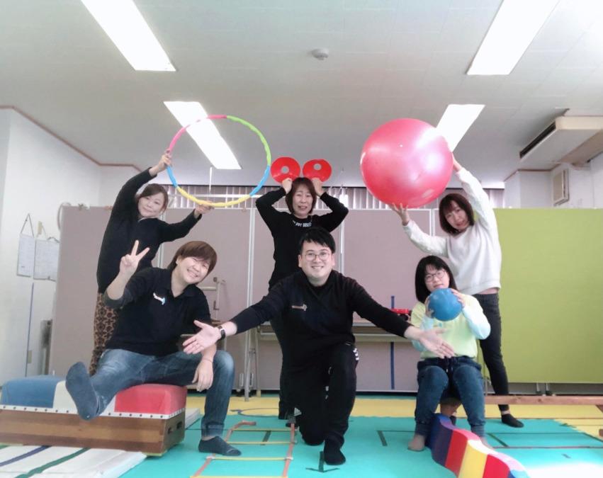 運動&学習療育 あなたが宝モノ 貝塚王子教室の画像