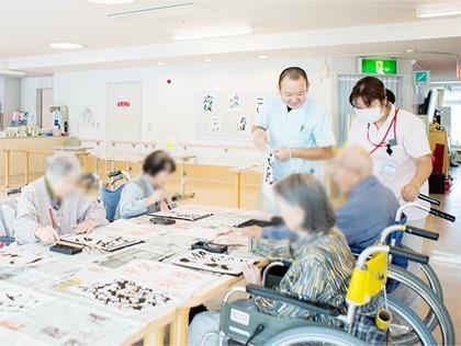 介護老人保健施設 花の丘の画像