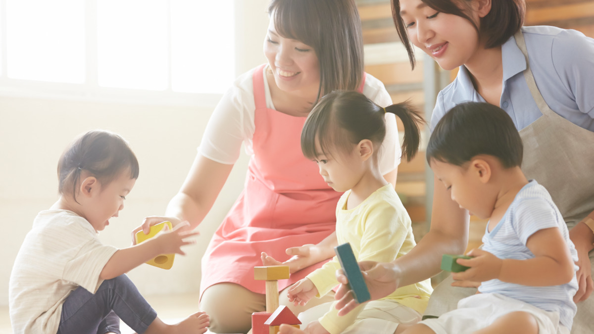 読谷こばと幼稚園(幼稚園教諭の求人)の写真: