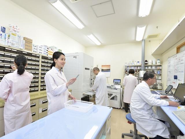 肥後薬局 鹿田本町店の画像