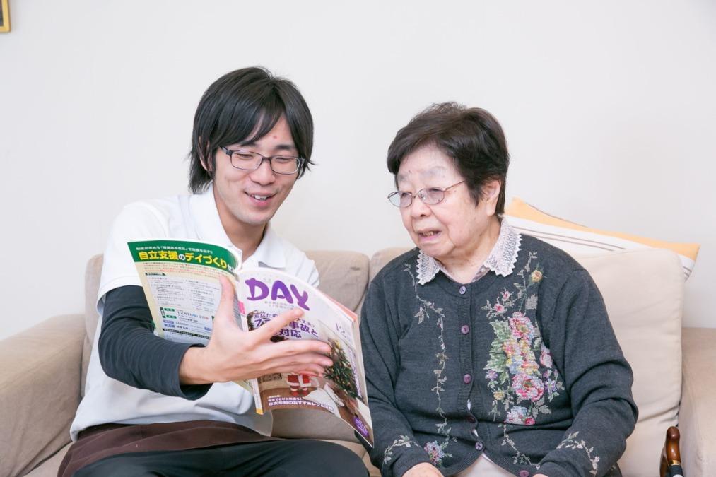 やさしい手 豊中岡町訪問介護事業所の画像