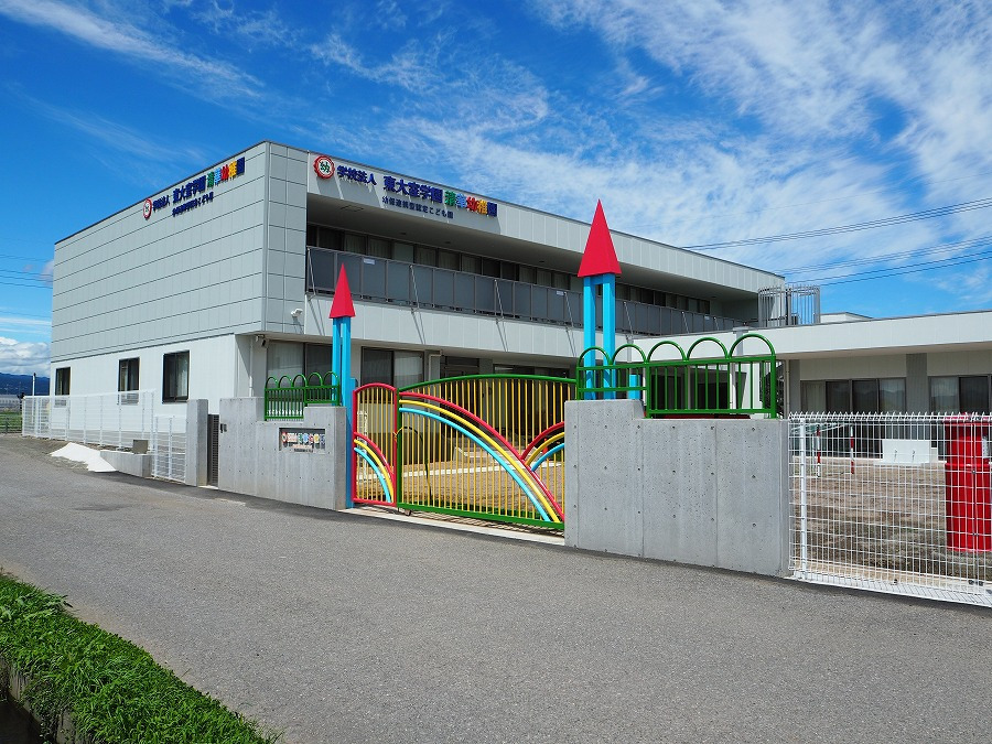 学校法人 東大室学園 幼保連携型 認定こども園               清華幼稚園の画像