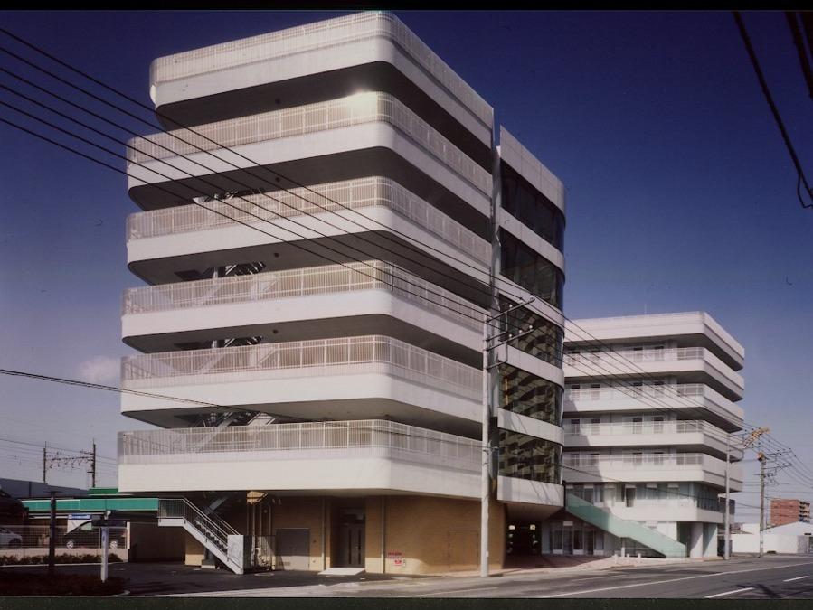特別養護老人ホーム ピアポート千壽苑(看護師/准看護師の求人)の写真:ベイエリアに位置する都市型な施設
