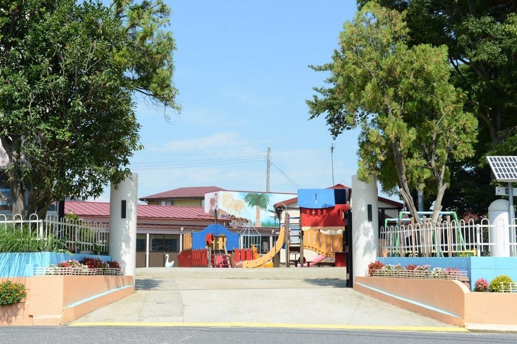 富久山幼稚園の画像