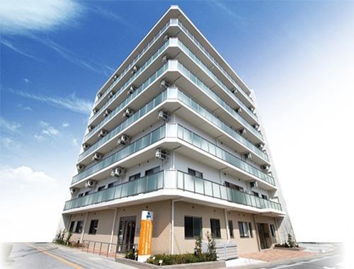 サービス付き高齢者向け住宅 アルファリビング姫路城北の画像