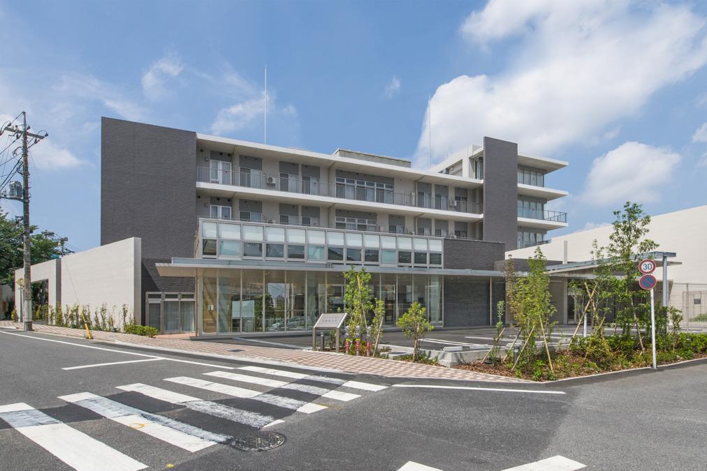介護老人保健施設ハートテラス中野弥生町の画像