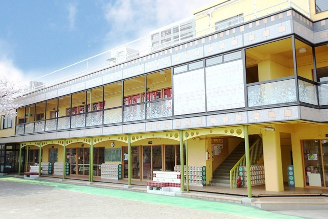 江古田幼稚園の画像