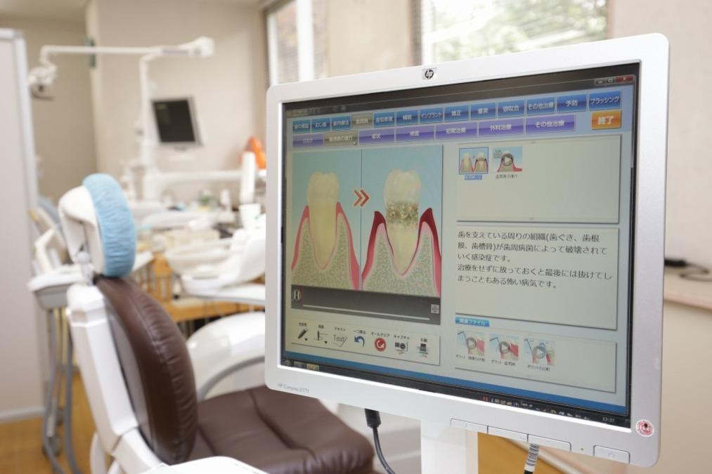 守谷歯科医院の画像