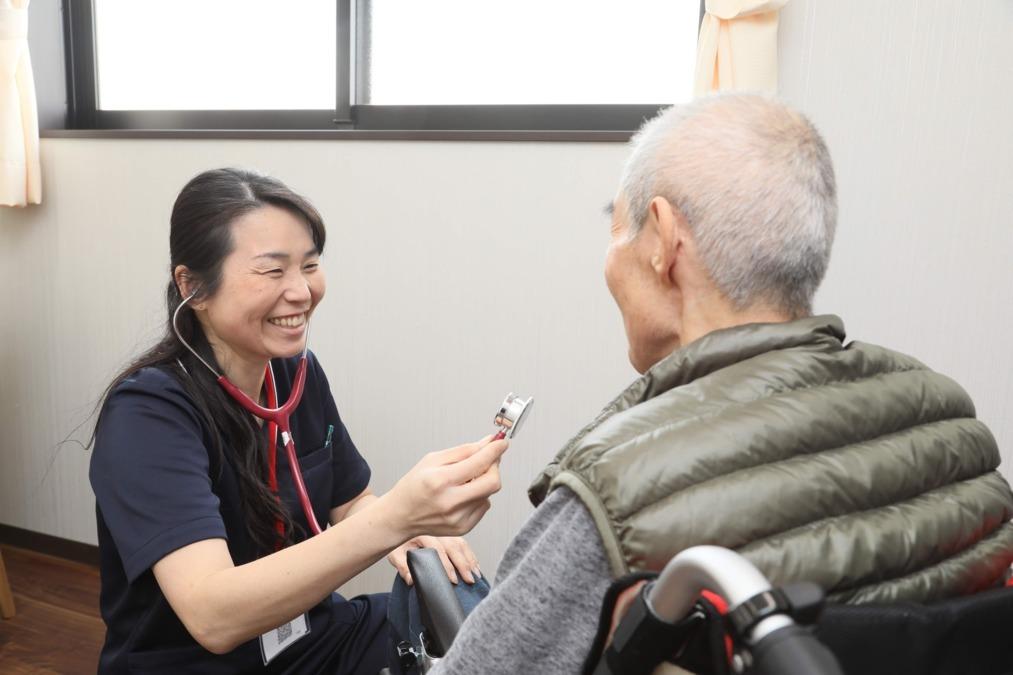 ナーシングホーム十和音藤阪(看護師/准看護師の求人)の写真: