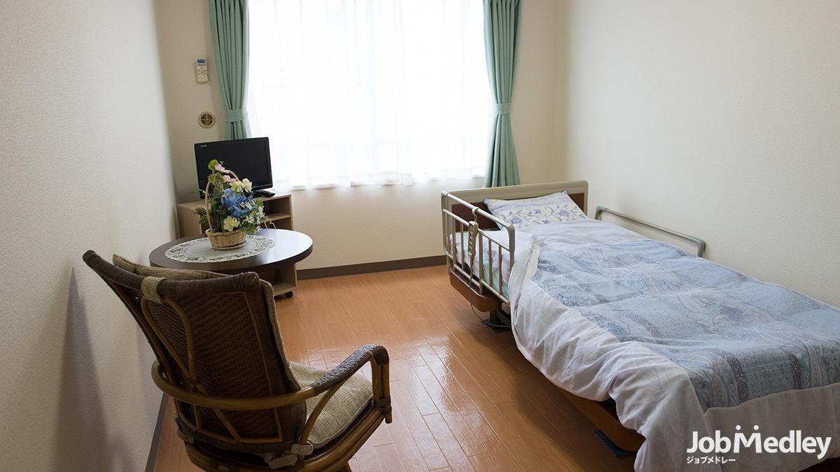 エルダーホーム松戸の写真8枚目:お一人おひとりの状況に合わせた個別サービスを提供します