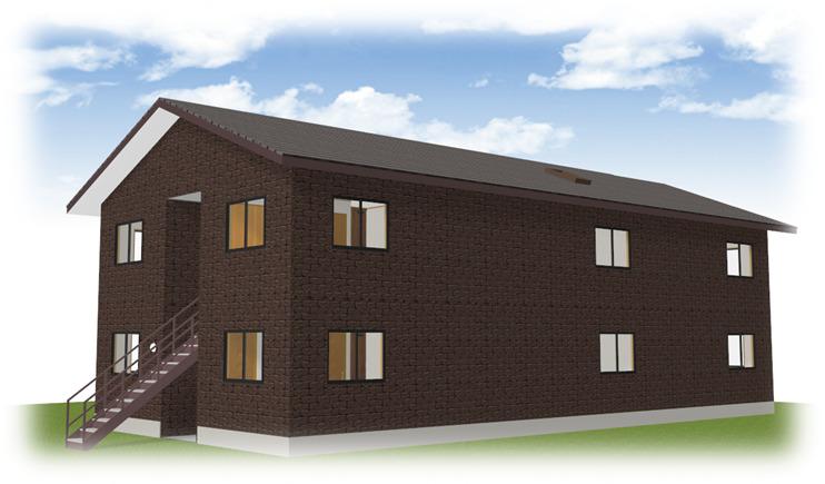 サービス付き高齢者向け住宅陽だまりの家の画像