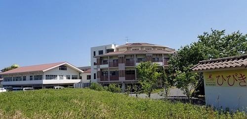 複合福祉施設ひびき荘の画像