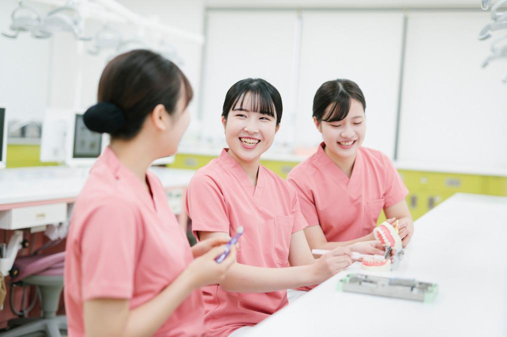 日本医歯薬専門学校の画像