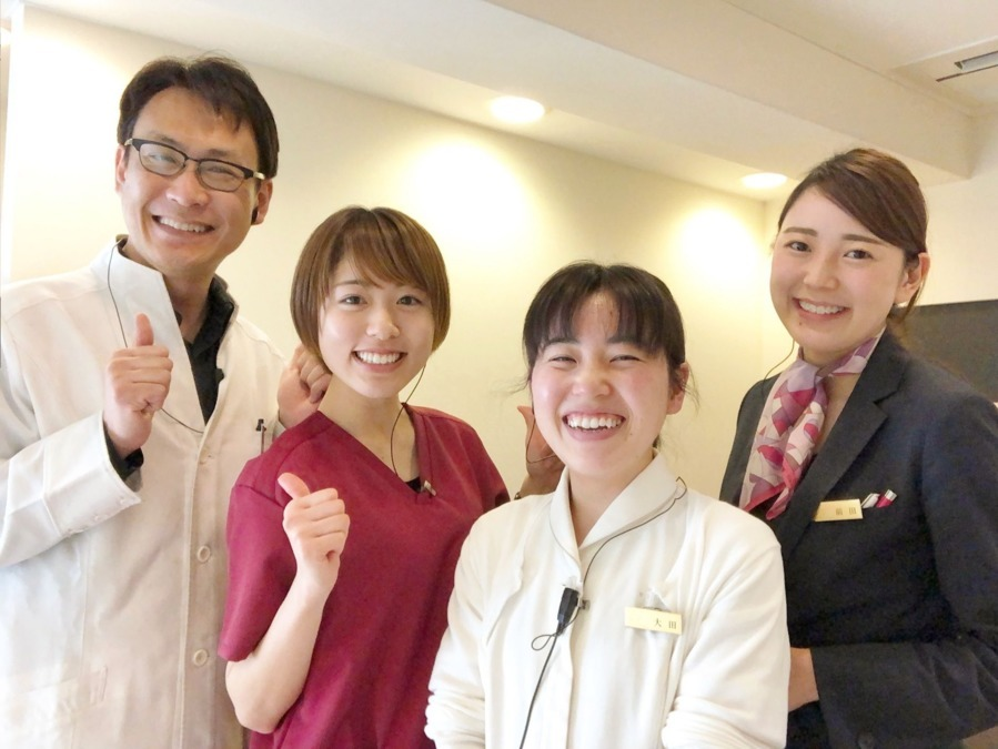 ナチュラルデンタルクリニック(歯科衛生士の求人)の写真: