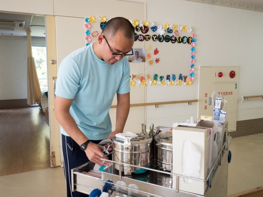 介護老人保健施設鳥羽豊和苑(看護師/准看護師の求人)の写真1枚目: