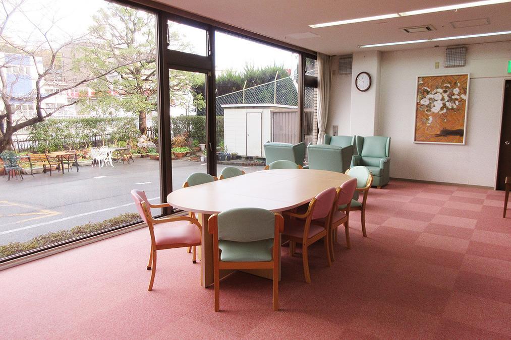 介護付き有料老人ホームカルム桃山台(看護師/准看護師の求人)の写真: