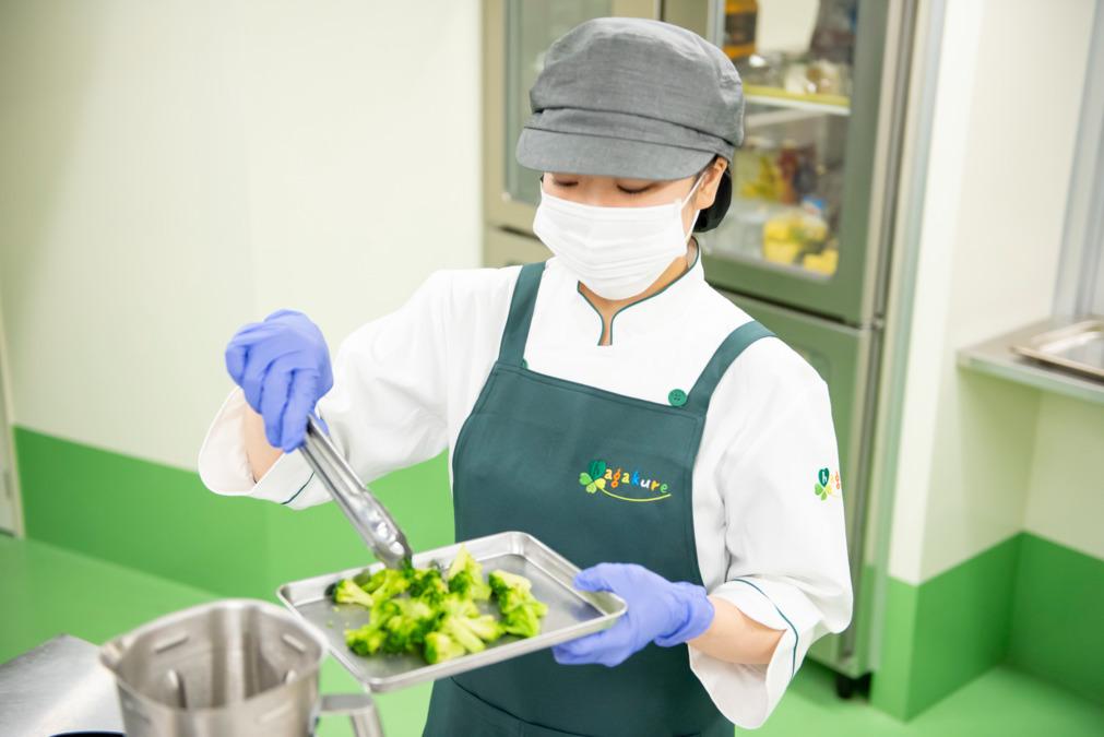 ソシオフードサービス株式会社 介護老人保健施設松幸内の厨房の画像