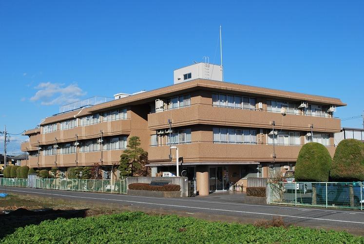 青梅療育院の画像