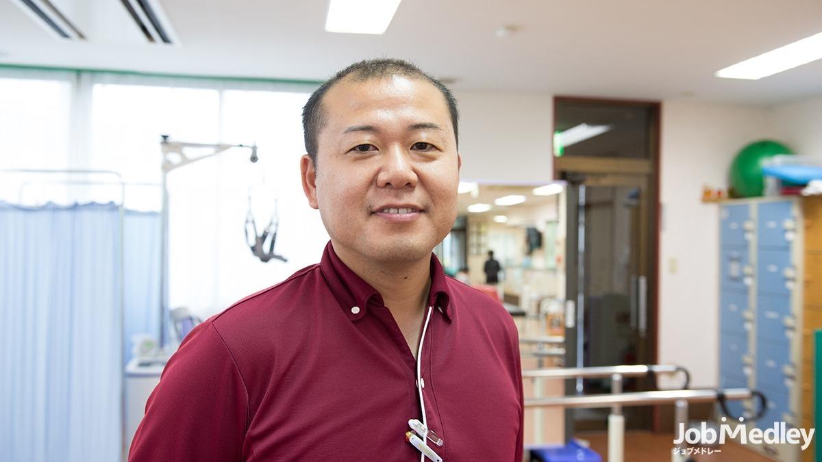 医療法人社団松恵会 けやきトータルクリニック(言語聴覚士の求人)の写真:患者さんと深く関わりコミュニケーションを取りたい方は歓迎です!