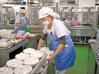 ジャパンフード株式会社 宇部西リハビリテーション病院内の厨房の画像