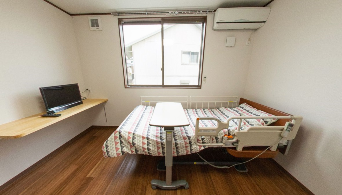アットホーム七夢郡本【2018年11月01日オープン】の写真7枚目:居室です。