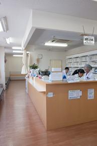 検見川整形外科内科の画像