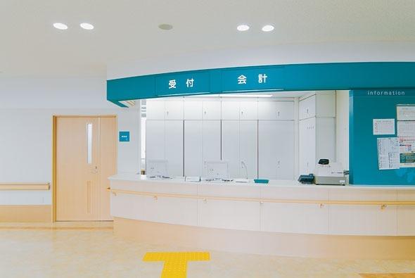 消化器科久保病院の画像