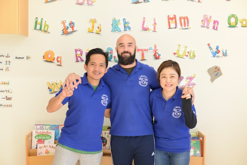 MilkyWayInternationalSchoolNurserySchool市川校