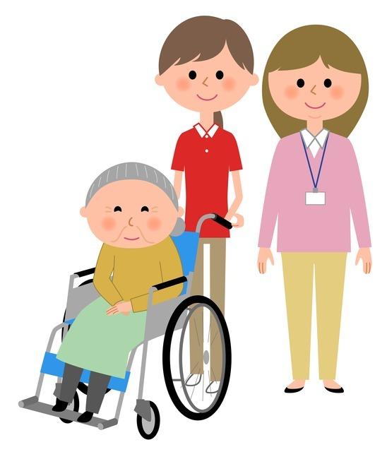地域密着型介護老人福祉施設 春の画像
