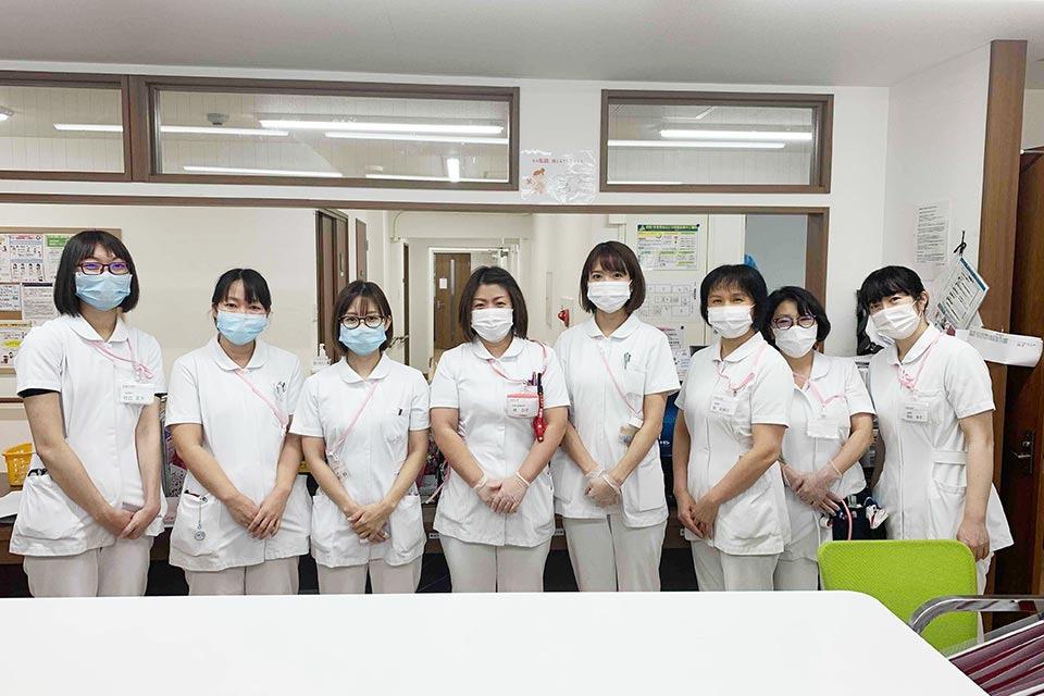 高遼会病院(看護師/准看護師の求人)の写真: