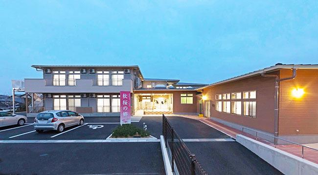 特別養護老人ホーム 秋桜の郷の画像