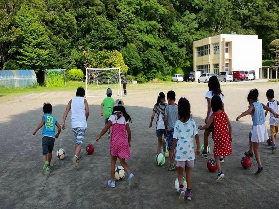 松戸市 柿ノ木台小学校 児童クラブの画像