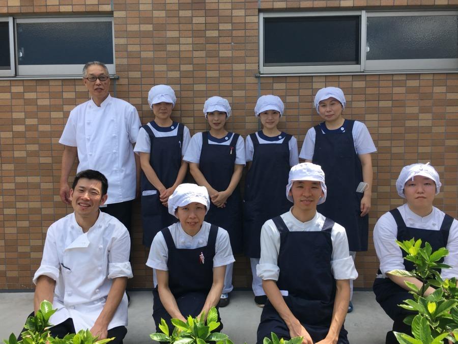 ヤマト食品株式会社 横須賀あじさい園内の厨房の画像