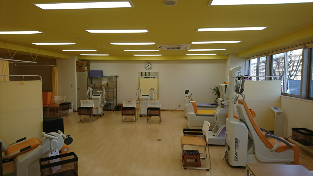 上永谷さとう整形外科クリニックの画像