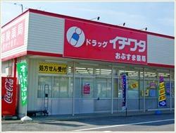 ドラッグイチワタ 男衾店の画像
