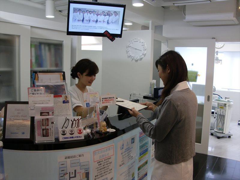 クリア歯科なんば院(歯科助手の求人)の写真:患者様に安心して通っていただけるように心がけております。
