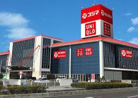コジマ×ビックカメラ 静岡店の画像