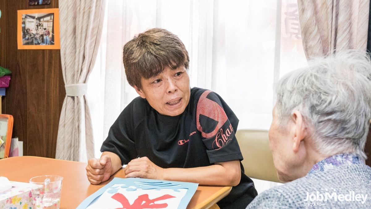 デイサービス桜花乃郷梅田の家の画像