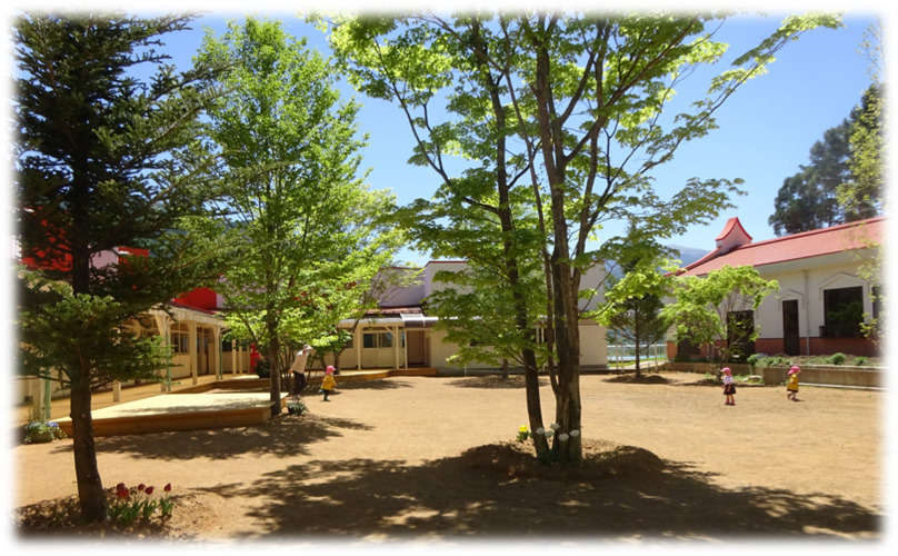 山びこ幼稚園の画像